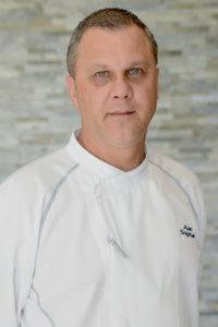 Chef Alan Snyman