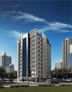 Hampton by Hilton Dubai Al Barsha 1