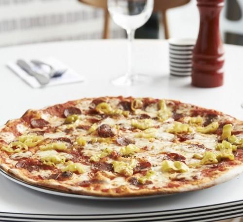 The PizzaExpress American Hot Romana