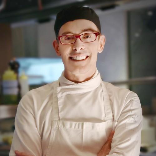 executive chef, Maurizio Bosetti