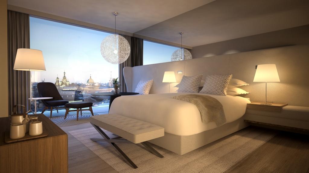 Radisson Blu Launches Interior Design Concept Bluprint