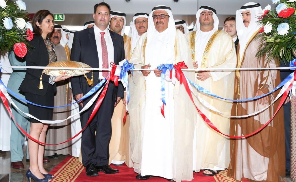 Image 01 - HH SHEIKH HAMDAN BIN RASHID AL MAKTOUM OPENS GULFOOD 2016