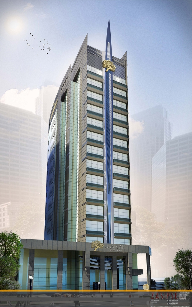 Jannah Hotels & Resorts Breaks Ground On Seventh Hotel