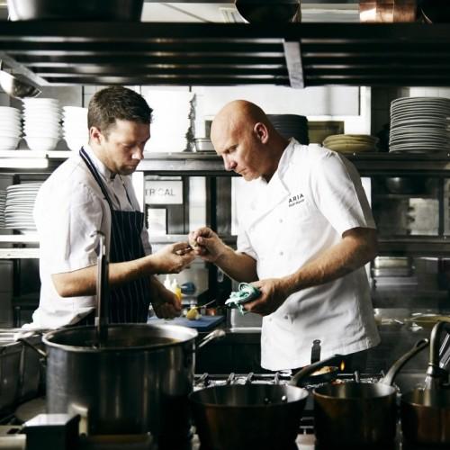 Australian TV chef Matt Moran will host masterclasses at Dubai Food Festival