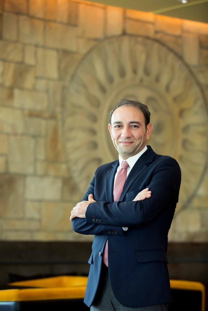 Osama Ibrahim, General Manager, Hilton Capital Grand Abu Dhabi