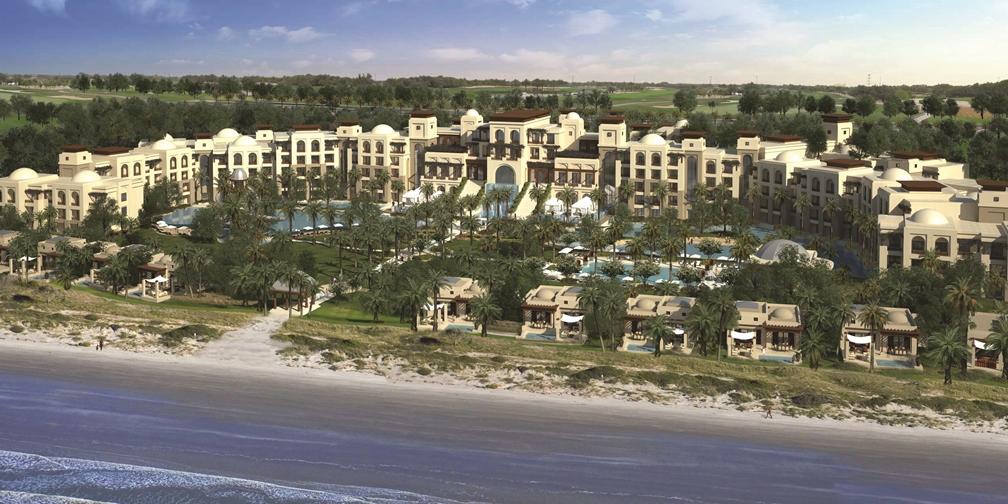 Saadiyat Rotana Resort
