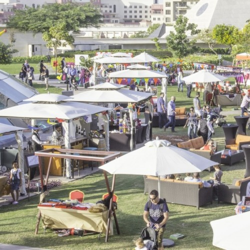The Garden at Raffles, the new alfresco dining area at Raffles Dubai will take part in Dubai Food Festival 2016 on 4 and 5 March 2016.