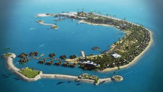 Banana Island - Anantara