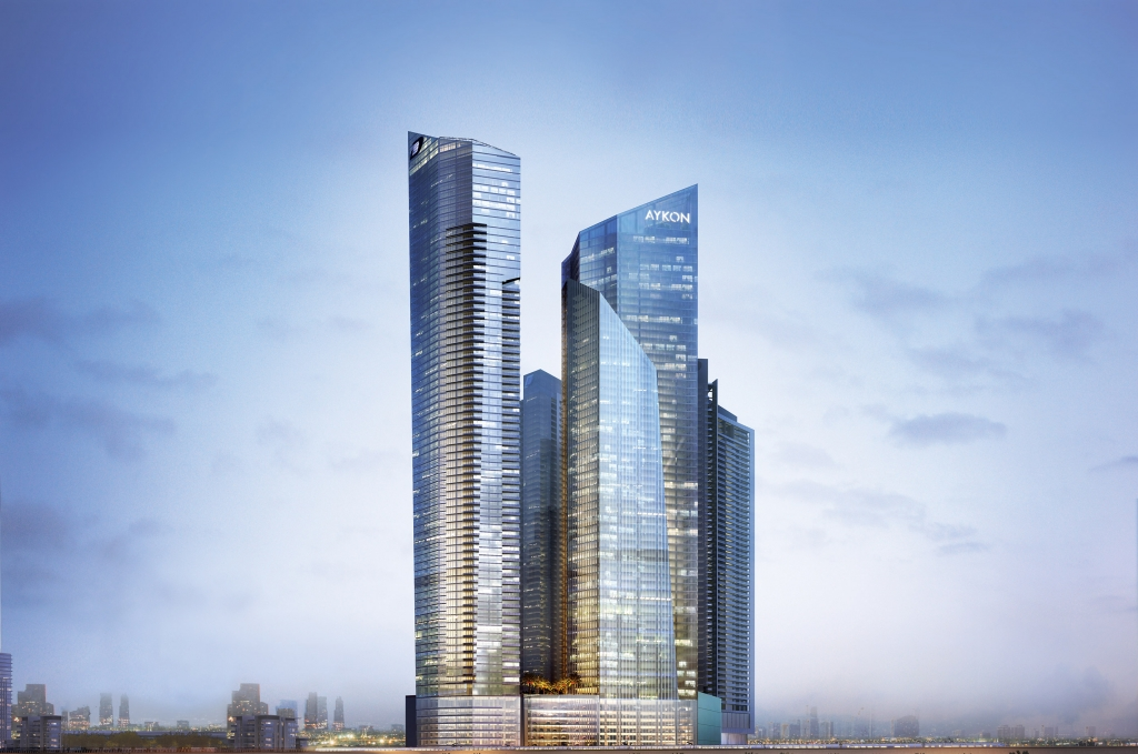 AYKON City Unique Investment Opportunity(1)