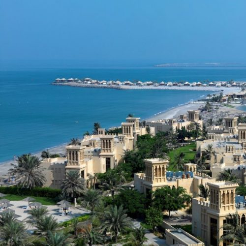 Ras Al Khaimah tourism is on the rise
