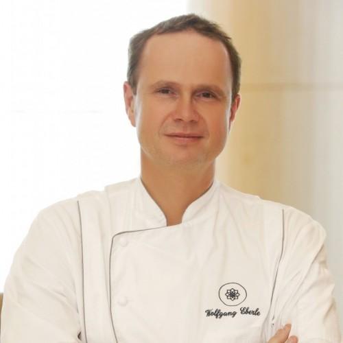 Rosewood Abu Dhabi executive chef, Wolfgang Eberle