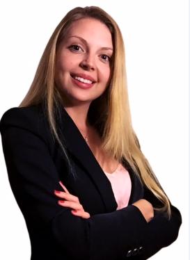 Svetlana Malakhova, senior marketing executive, HORECA Trade