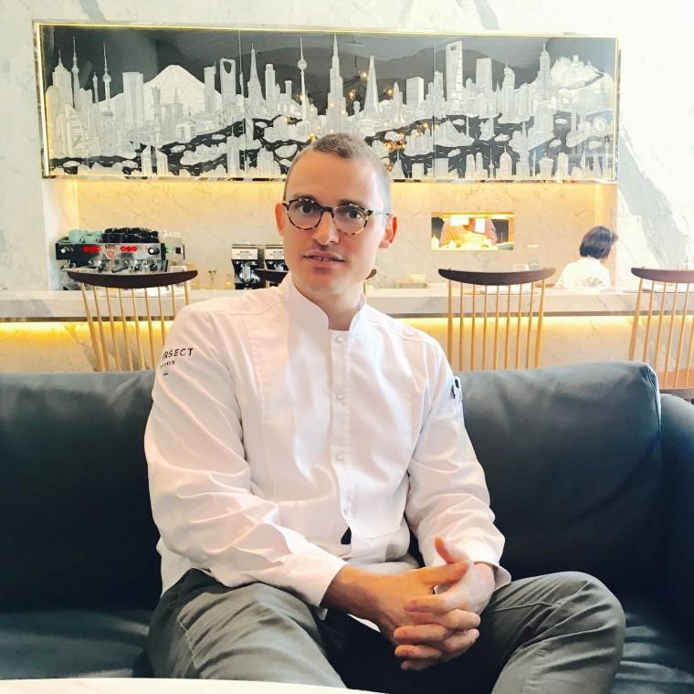 Chef Tomas Reger