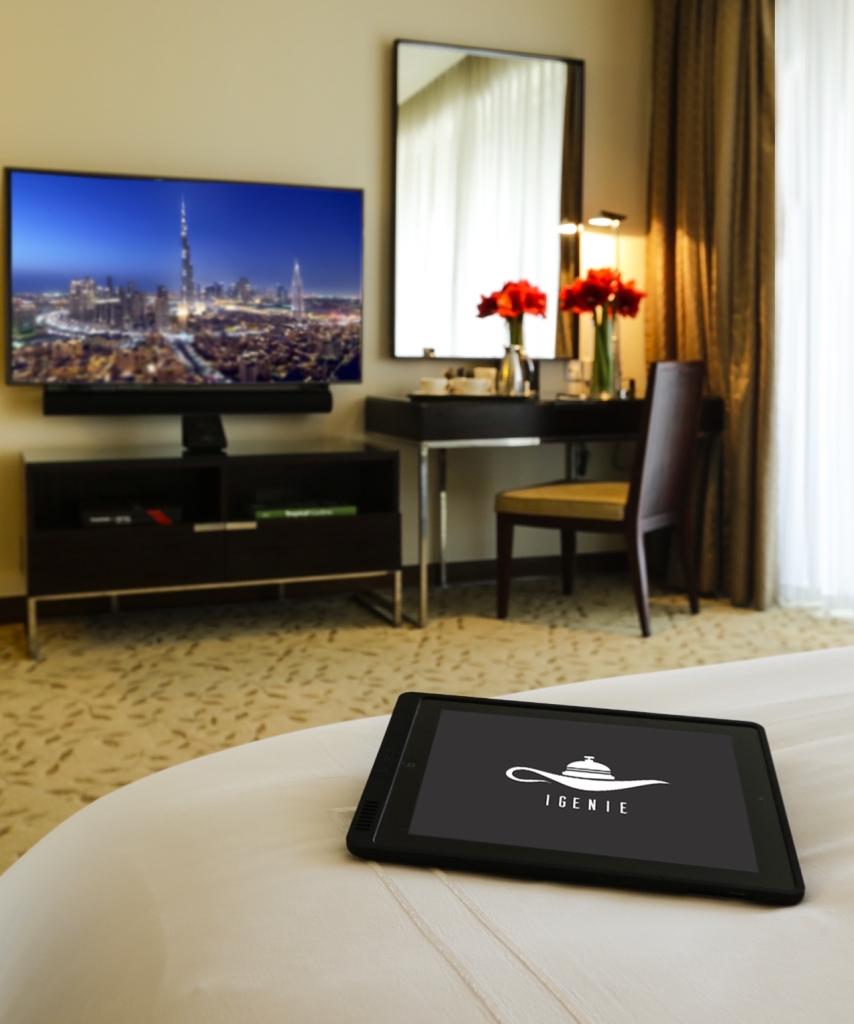 iGENIE in The Address Hotels + Resorts(1)