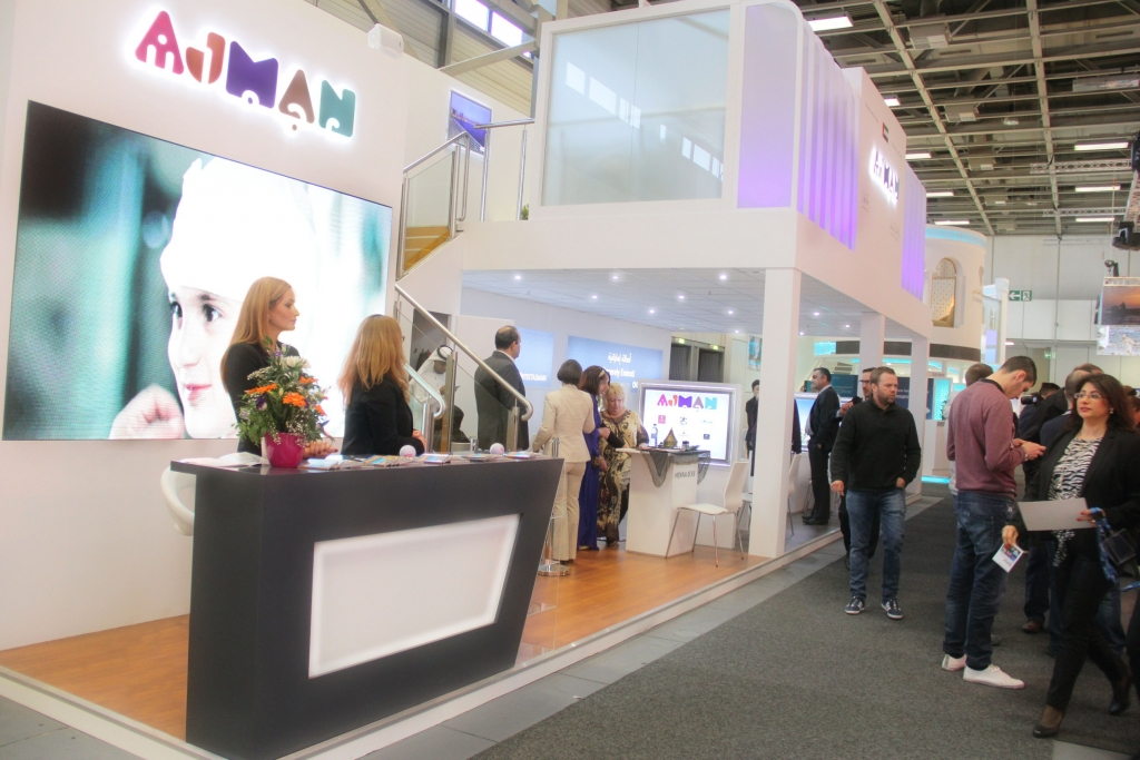 the-ajman-delegation-stand-on-the-first-day-of-itb-berlin-1