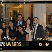 Leaders In Hospitality Awards 2016 – Photobooth By Six6