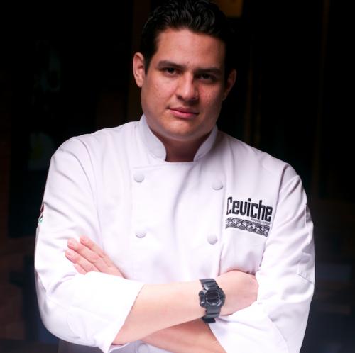 Chef Alberto Gonzalo