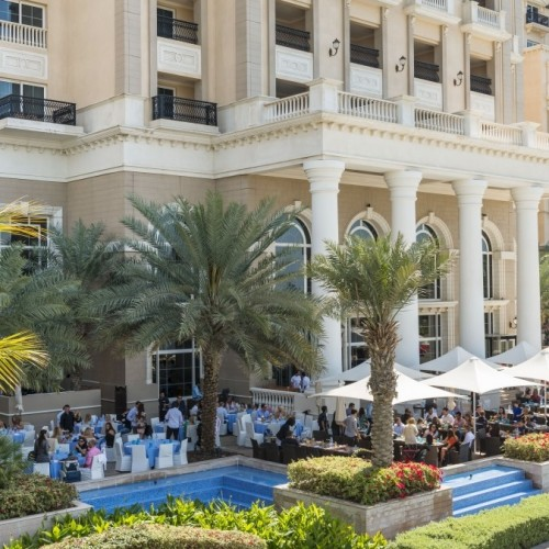 The Bubbalicious brunch at Blue Orange attracts on average 950 covers each Friday