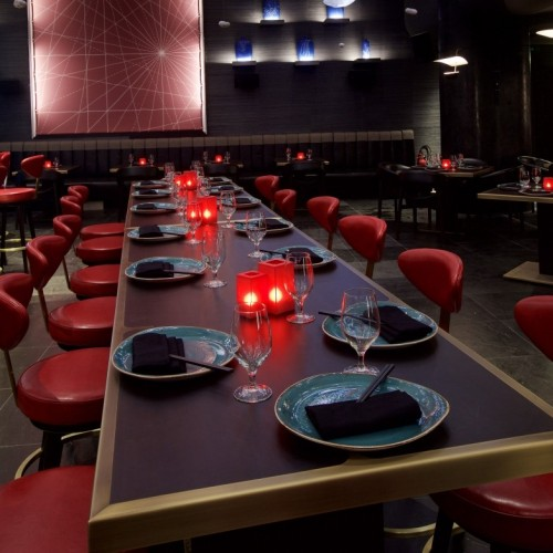 China Grill's Ladies' Night has helped put the 16-month-old venue on the map