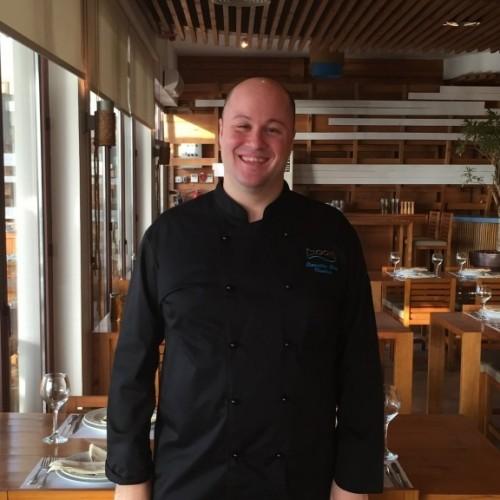 Chef Ibrahim Osseiran of Flooka Dubai and Abu Dhabi
