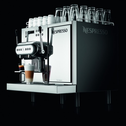 nespresso launches aguila 220 professional barista machine. Black Bedroom Furniture Sets. Home Design Ideas