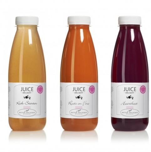 The Juice Delight Easy range
