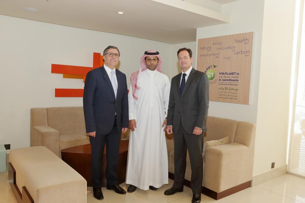 Signing of Novotel Suites Al Khobar