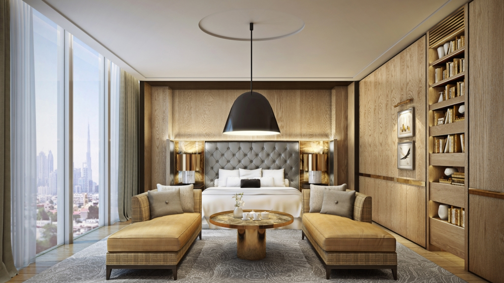 Waldorf Astoria Set to Open in the Middle East's Leading Financial District(1)