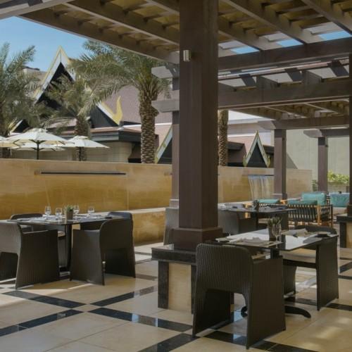 Westin Doha terrace