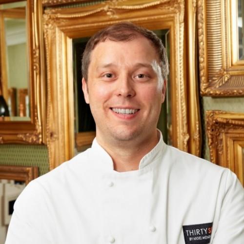 Chef Nigel Mendham