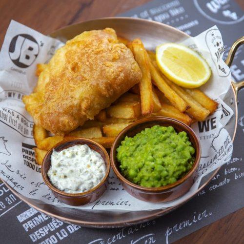 JB's fish & chips