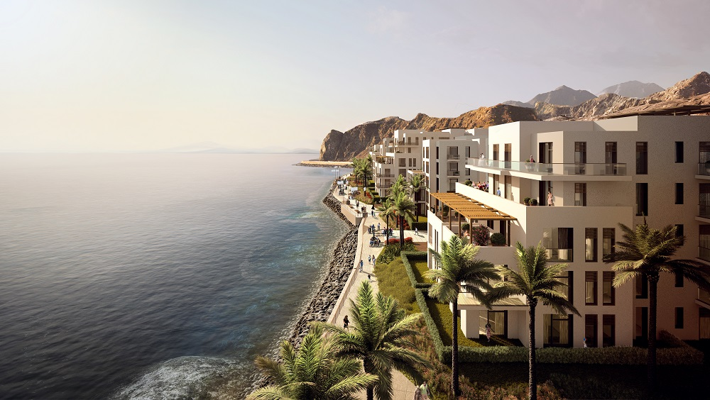 The Address Fujairah Resort + Spa (hotel & residences)