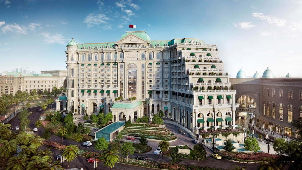 The Luxury Collection hotel in Lusail(1)