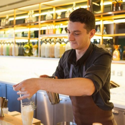 Valentin Chitu, head of bar at Cocktail Kitchen