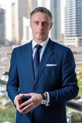 Laurent A. Voivenel-CEO HMH