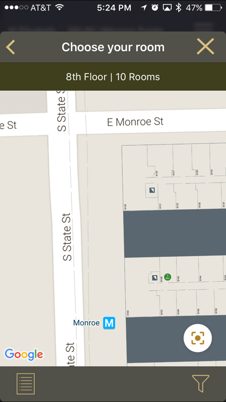 Responding to Popular Demand, Hilton Taps Google Maps to Help HHonors Members See More When Choosing Their Room(1)