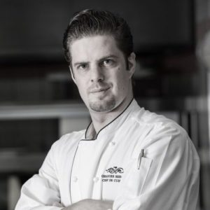 Gregorie Berger, Restaurant Ossiano Fine Dining - Atlantis The Palm