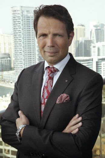 Rogier M. Hurkmans, Cluster General Manager, TRYP by Wyndham located in Barsha Heights and Wyndham Dubai Marina (1)