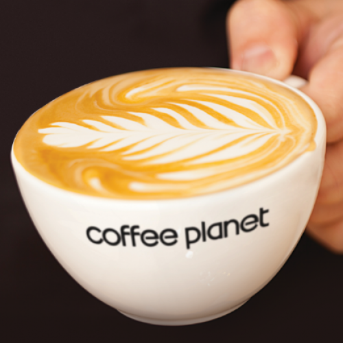 Supplier Power List: Coffee Planet