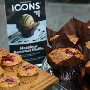 Icons sugar free muffins