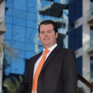 Carl Chapman, Dukes Dubai