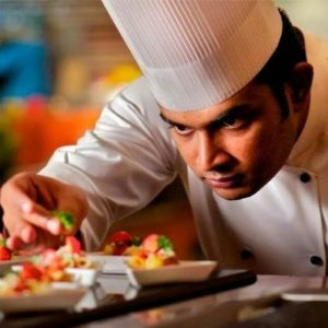 Chef Amit Jha