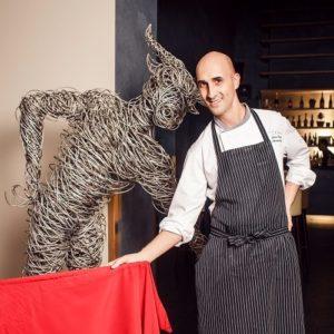 El Sur head chef Juan Carlos