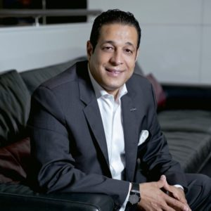 Mohamed Awadalla, Time Hotels CEO