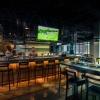 Sports bar opens at JW Marriott Marquis Dubai