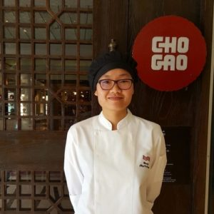 Cho Goa welcomes a new head chef