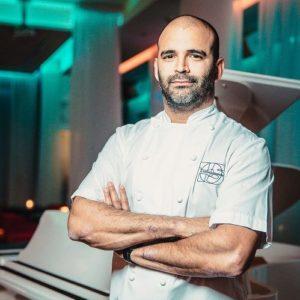 Chef Gilles Bosquet