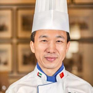 Chef Yongsheng Hu