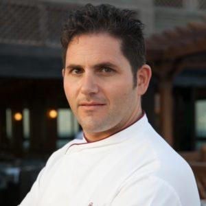 Executive chef Paolo Bellamio, Pierchic
