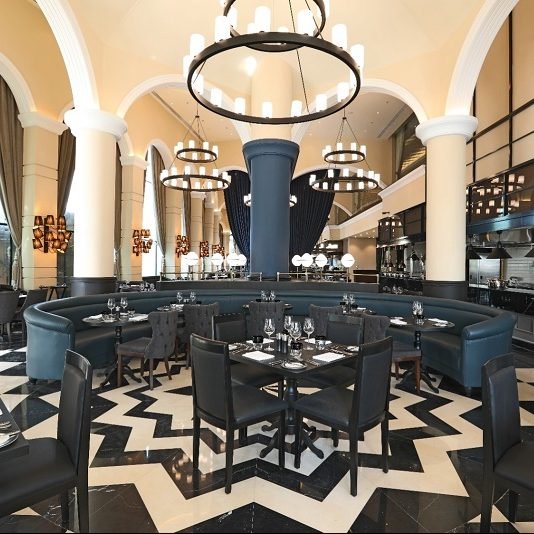 Great British Restaurant, Dukes Dubai